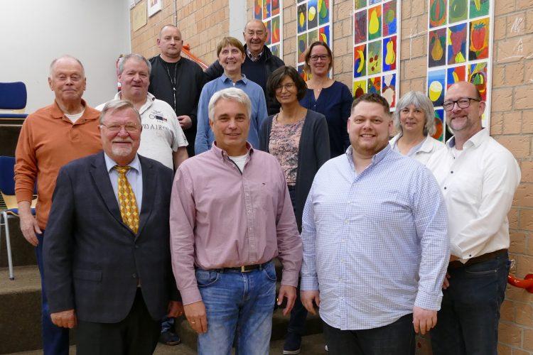 Sportverband Haan wählte neuen Vorstand